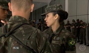Escola de cadetes vai abrir vagas para mulheres em 2017