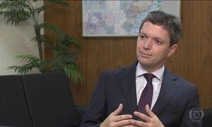 Ministro da Transparência critica Lava Jato em reunião com Renan