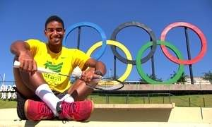 Geração 2016: atleta de badminton Ygor Coelho já competiu em 17 países