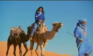 Globo Repórter desvenda a vida dos nômades do deserto do Saara