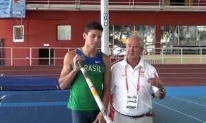 Atleta supera lesão séria durante preparação para a Rio 2016