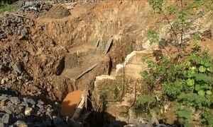 Mineradora de ouro às margens do rio Xingu pode causar danos ao ambiente