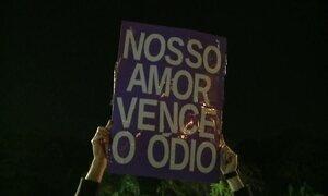 A cada 28 horas, um homossexual morre de forma violenta no Brasil