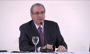 Por unanimidade, pela segunda vez, Cunha vira réu no STF