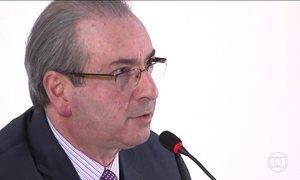 Eduardo Cunha vira réu pela segunda vez na Lava Jato