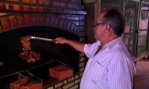 Bode assado é a carne mais apreciada no São João do Nordeste