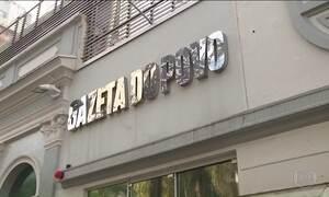 Equipe da Gazeta do Povo pode ser condenada por faltar audiência no PR