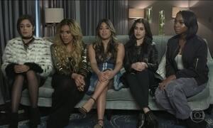'Primeiros a curtir o que a gente faz', diz Fifth Harmony dos fãs brasileiros