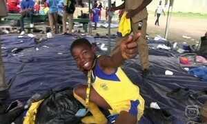 Crianças da Jamaica têm sonho de ser o novo Usain Bolt