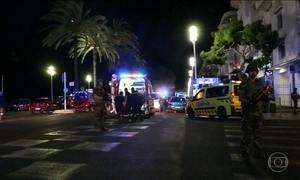 Estado Islâmico reivindica a autoria do atentado na Riviera Francesa