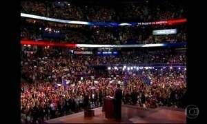 Temporada de convenções nos EUA começa semana que vem