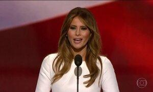 Mulher de Trump é acusada de plagiar discurso de Michelle Obama