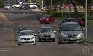 Aumenta o número de multas de trânsito nos primeiros meses do ano
