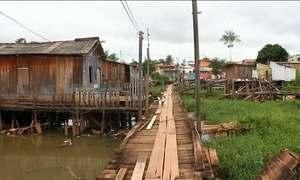 Usina de Belo Monte causa impactos ambientais e sociais em Altamira (PA)
