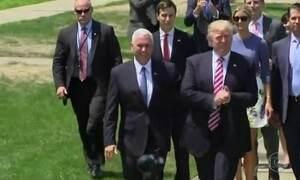 Funcionária admite plágio em discurso de mulher de Trump