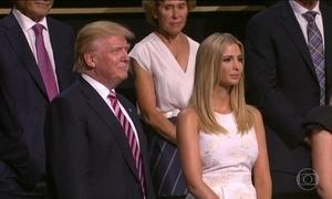 Donald Trump tenta unir o Partido Republicano em convenção nos EUA