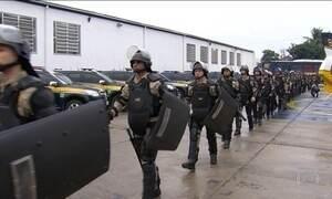 Prisões não mudam esquema de segurança para a Olimpíada no Rio