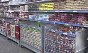 Preços dos alimentos sobem em julho e contrariam expectativas