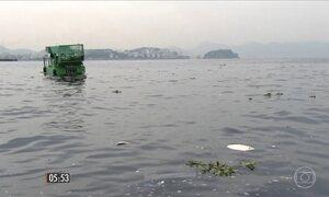 Limpeza da Baía de Guanabara corre contra o tempo para receber regatas