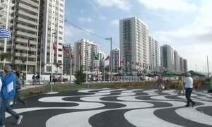 Vila Olímpica já hospeda 115 delegações para Jogos do Rio 2016