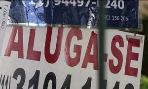 Cresce o número de imóveis alugados em São Paulo