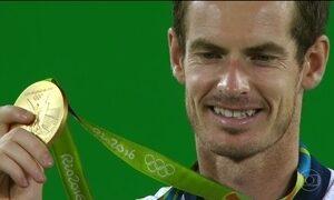 Andy Murray vence Del Potro e se torna bicampeão olímpico no tênis