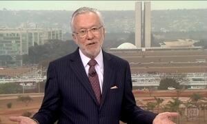 Alexandre Garcia comenta o pronunciamento de Dilma Rousseff
