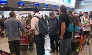 Volta para casa com fim da Olimpíada deve levar 85 mil ao Aeroporto do Rio