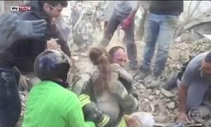 Terremoto na Itália já deixou mais de 150 mortos
