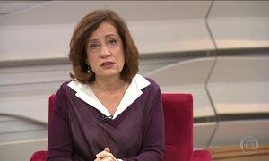 Miriam Leitão comenta os motivos que levaram à crise do governo Dilma
