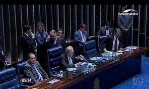 Julgamento de Dilma tem bate-boca e 2 testemunhas ouvidas no 1º dia