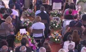 Itália faz funeral de Estado para vítimas de terremoto