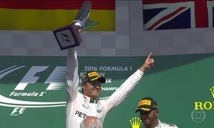 Nico Rosberg vence o GP da Bélgica; Hamilton chega em 3º e continua líder