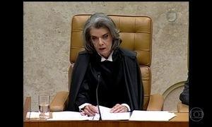 Cármen Lúcia toma posse no Supremo Tribunal Federal