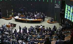 Câmara dos Deputados cassa o mandato de Eduardo Cunha