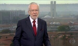 Alexandre Garcia comenta a cassação de Eduardo Cunha