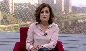 Posse de Cármen Lúcia no STF vira ato anticorrupção, diz Miriam Leitão