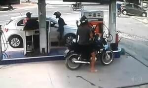 Postos de combustíveis do Recife são alvo constante de assaltos