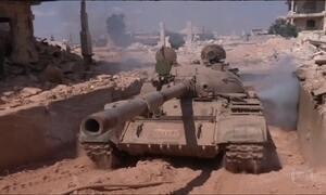 Confrontos violam cessar-fogo na Síria