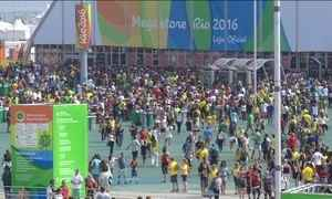 Parque Olímpico recebe 80 mil no penúltimo dia de Paralimpíada
