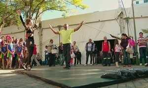 Hoje é dia de balé: o festival de dança