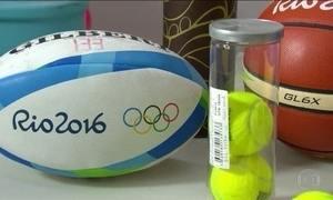 Leilão na internet vende objetos da Olimpíada e da Paralimpíada