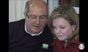 Gleisi Hoffmann e ex-ministro Paulo Bernardo se tornam réus na Lava Jato
