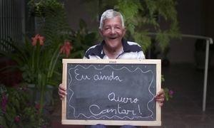 Campanha mostra desejos de idosos que vivem em asilos no interior de SP