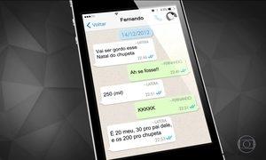Troca de mensagens revela suposta venda de sentenças no Ceará