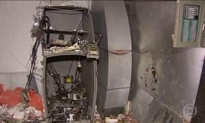 Uso de explosivos potentes se torna comum em assaltos pelo Brasil