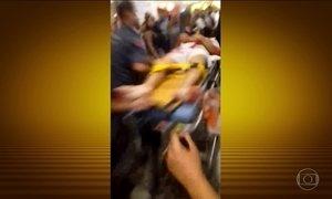 Briga por cadeira tem tiros em praça de alimentação de shopping no Rio