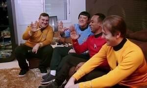 Hoje é dia de fã: fã de Star Trek