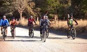 Ciclistas refazem caminho de desbravadores na Estrada Colonial