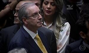 Possível delação premiada de Cunha deixa mundo político em suspense
